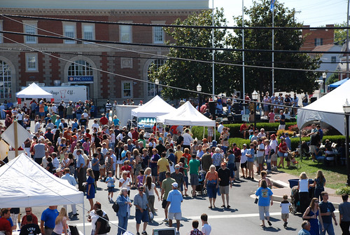 Taste of St. Mary's, Leonardtown