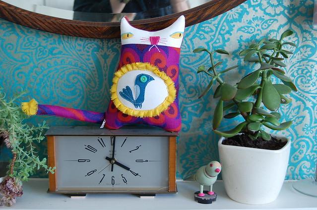 clock'n'cat
