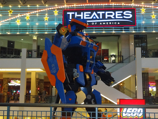 lego-monster-theater things to do at mall of america