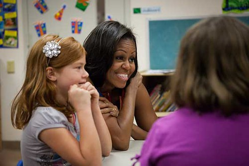 Michelle Obama in Fredericksburg—September 13th