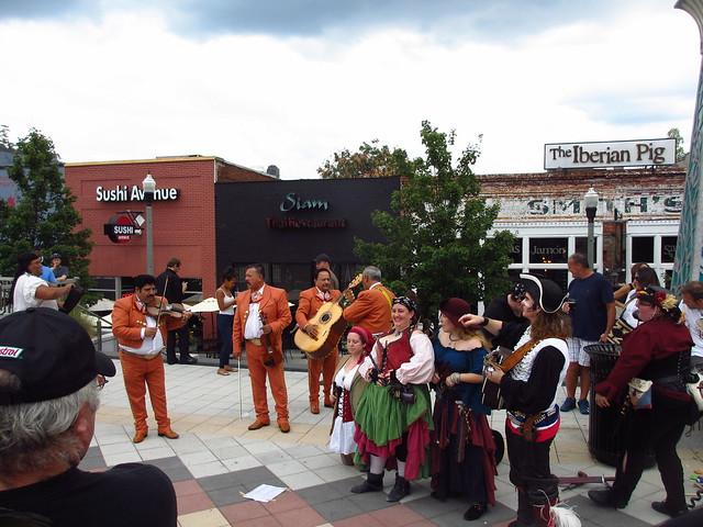 Pirate/Mariachi Fest