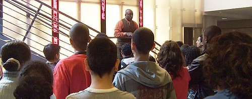 Musuem of Tolerance New York Teen Programs