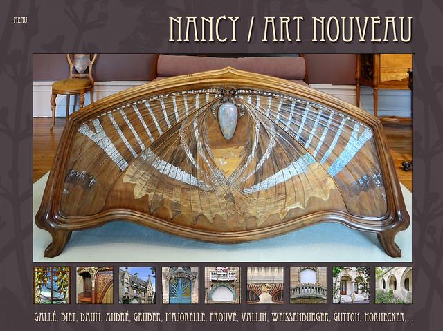 flickriver photoset 39 nancy art nouveau 39 by dalbera. Black Bedroom Furniture Sets. Home Design Ideas