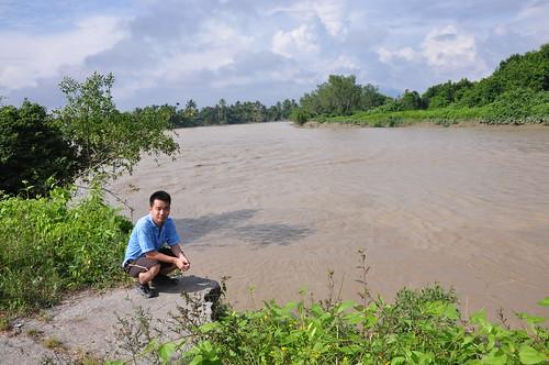 gedong - benak (Tidal Bore)