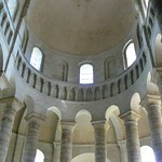 Plantagenet World 2011 Fontevraud choir --