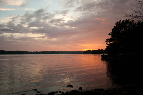 family sunset lake reunion tennessee 2012 youngandreckless