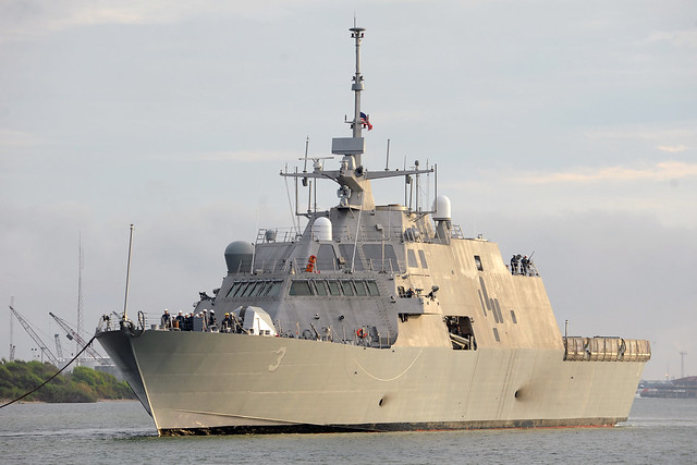 USS Forth Worth (LCS 3)