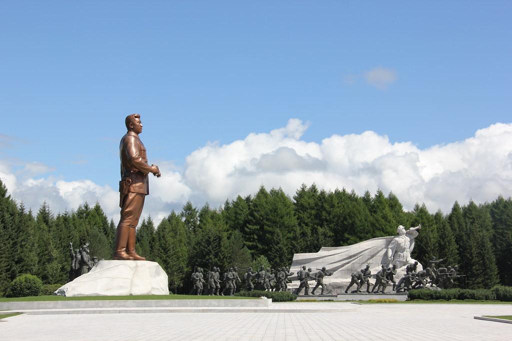 Samjiyon Grand Monument
