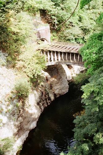 summer japan iso100 canonae1program 山梨県 solaris100 猿橋 canonfd35703545