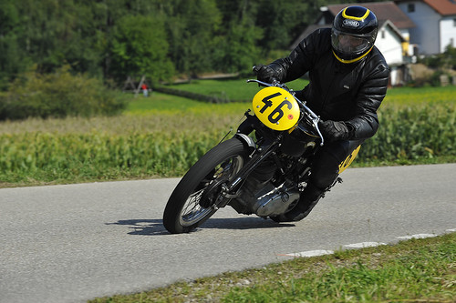 Vincent Comet classic motorcycle GP Schwanenstadt Austria Copyright 2012 B. Egger :: eu-moto images 0162