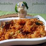 Gobi rice recipe