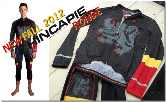 Hincapie Fall Range - Best Yet!
