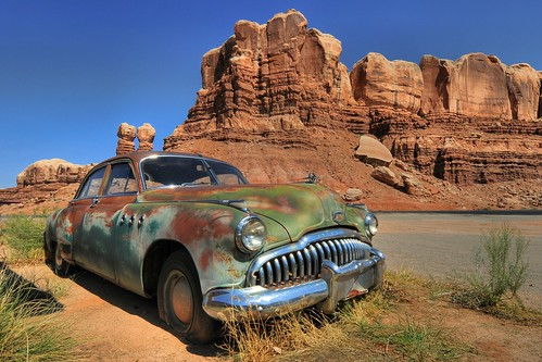 1949 Buick in Bluff