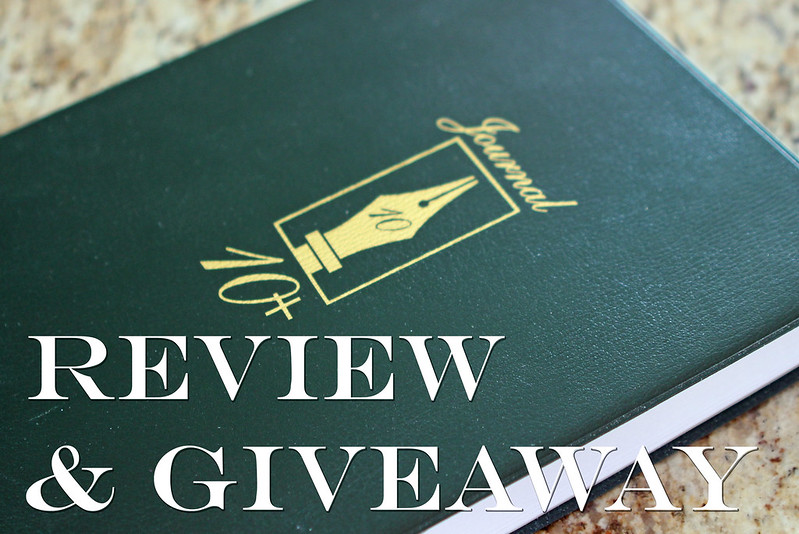 Journal 10 Review & Giveaway