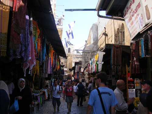 Jerusalem Old City..