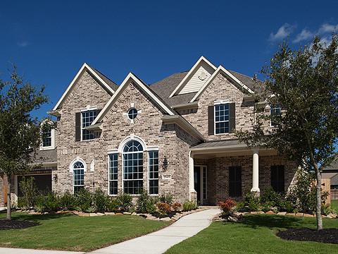 Adobe wells brick flickr photo sharing - Lennar homes interior paint colors ...