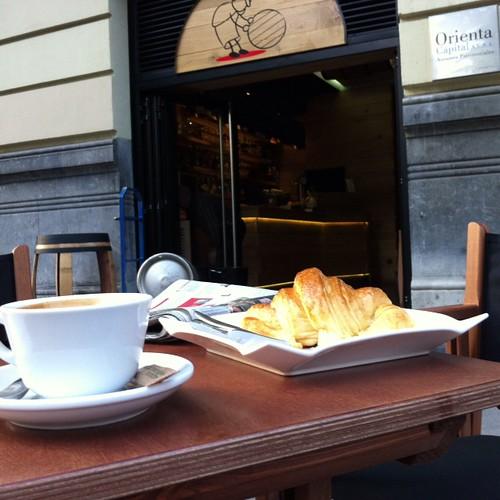 Café en Taska Ramona by LaVisitaComunicacion