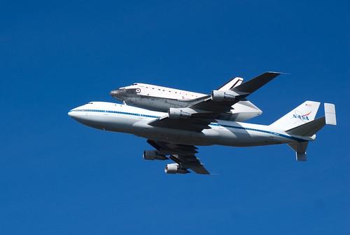 Space Shuttle Endeavour's Last Flight