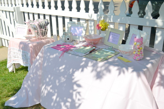 A September Baby Shower Last Day Ago