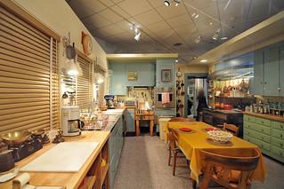 Julia Child's Kitchen  American History Museum  Washington, DC