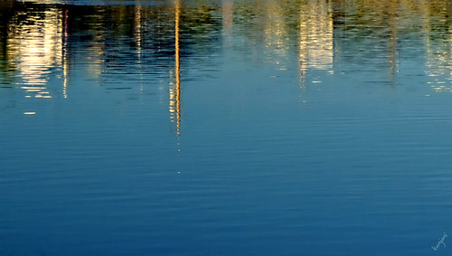 blue light abstract water reflections maine waterabstract fantasticnature supershots ongunquit ongunquitriver pjddigipic