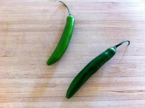 2 Serrano Peppers