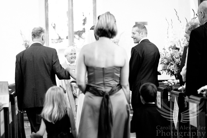 31 Wytham Church Wedding Photographer