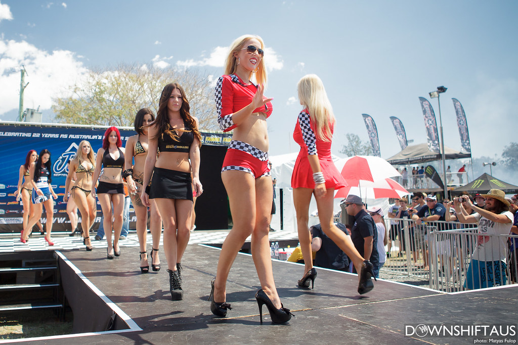 Jamboree 2012 - Promo Girls
