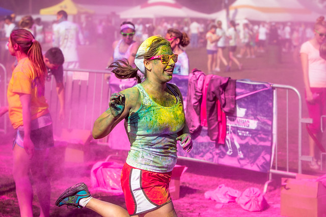 Color Me Rad 5K Run Albany - Altamont, NY - 2012, Sep - 08.jpg
