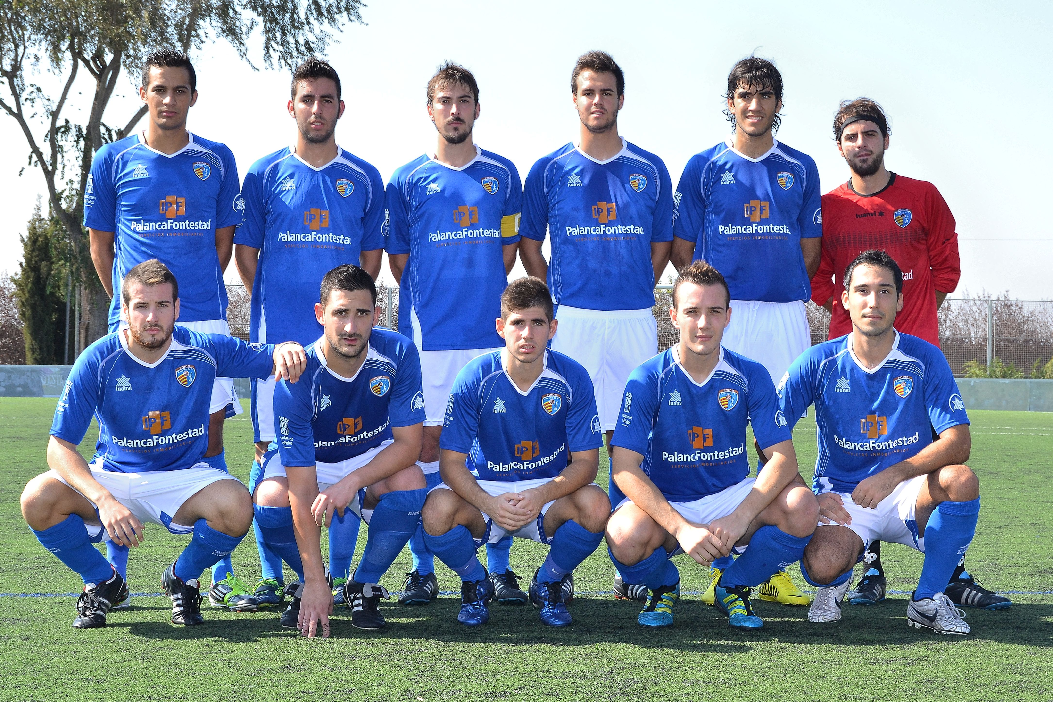 equipo atletic: