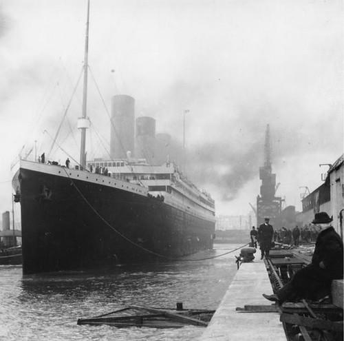 Titanic Last voyge