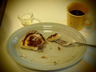 Last Pancake Half-Done