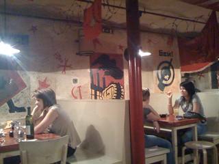 Marxim Pub and Pizzeria - Communist Budapest