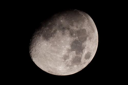 * moon