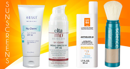 Joel Schlessinger MD shares his recommendations on the best sunscreens