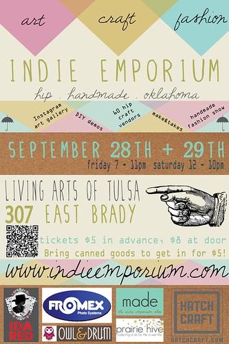 Indie Emporium 2012!