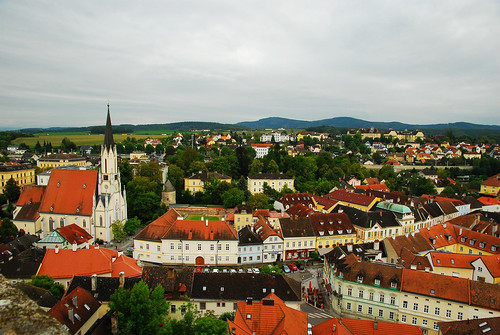 View from the Abbey