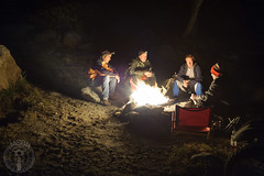 Stories around the fire