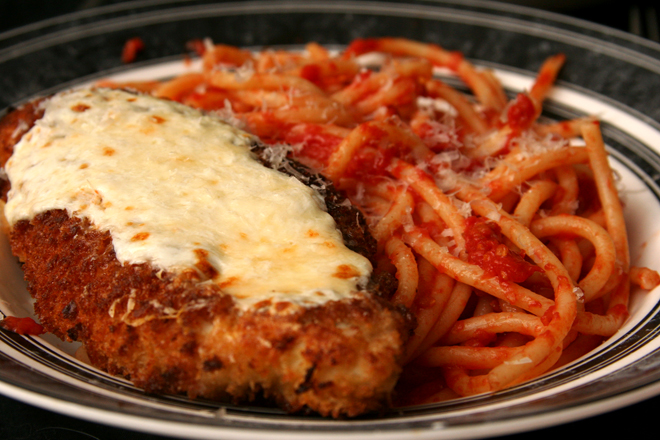 chicken parmesan 6