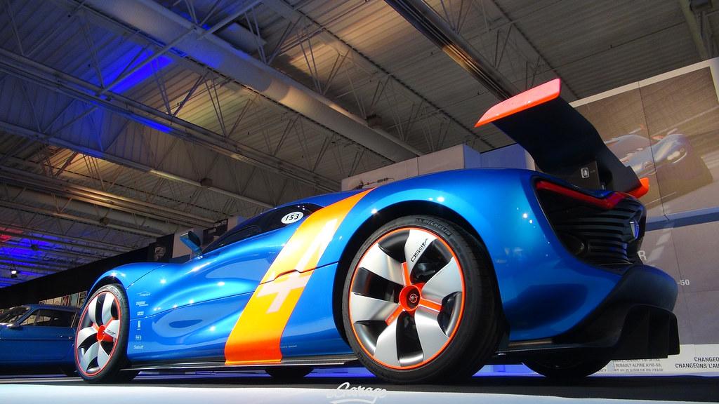 8037669026 f342dd1a21 b 2012 Paris Motor Show   Renault introduces Alpine A110 50