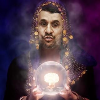 Iranian fortune teller?