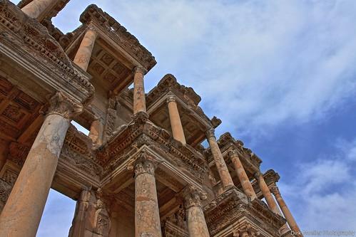 Celsus-Bibliothek Ephesos by Dirk0608