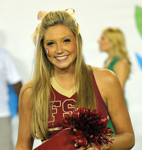 FL: Florida State Seminoles v University of South Florida Bulls by Kersten Sports Photography