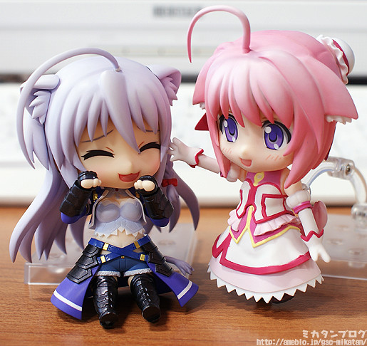 Nendoroid Leonmitchelli and Millhiore