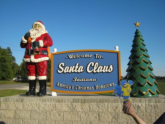 Kristine Morrison Lake '01 - Santa Claus, Indiana