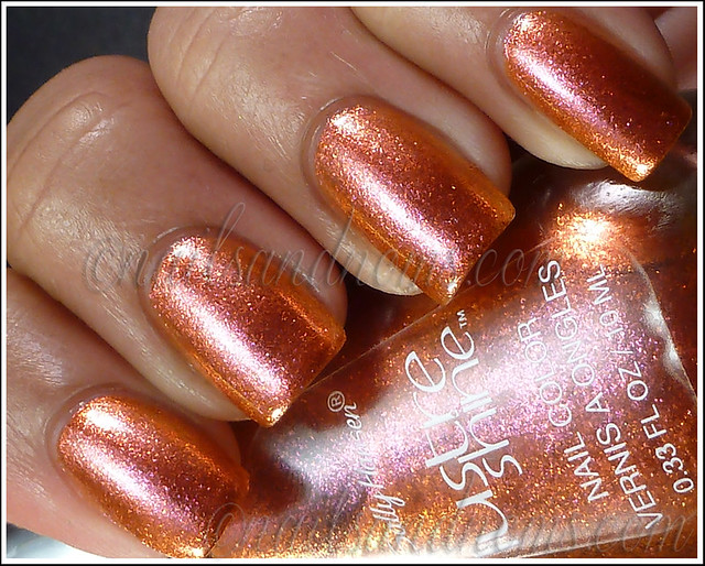 Sally Hansen Lustre Shine - Lava