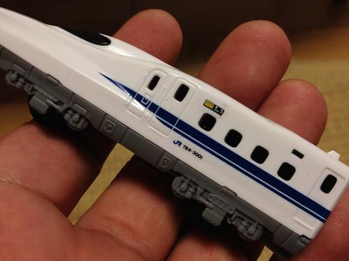 プラレールアドバンスN700系新幹線
