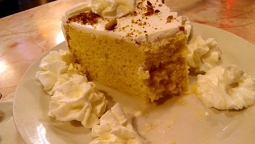 Tres Leches, Pantry restaurant