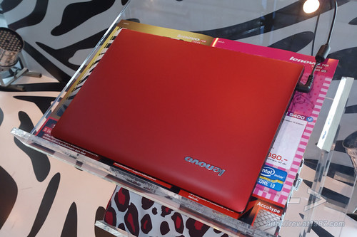 Lenovo IdeaPad S300 & S400 Press