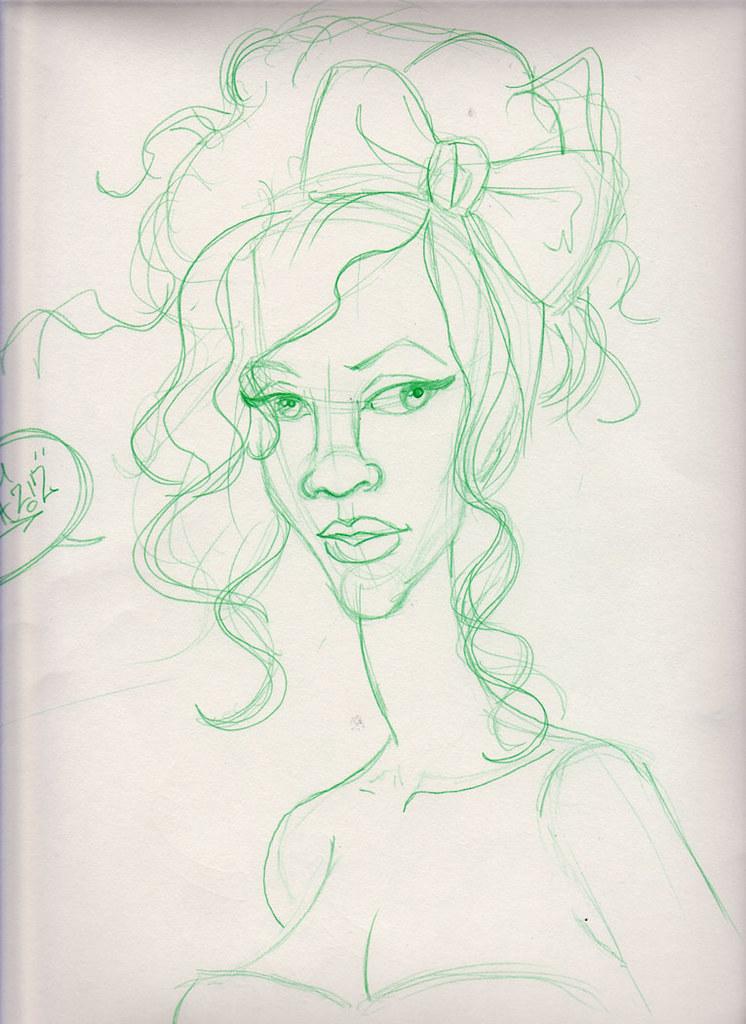 Rihanna_sketch001